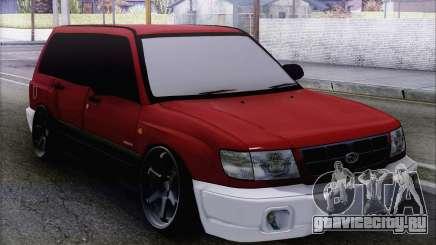 Subaru Forester Hellaflush для GTA San Andreas