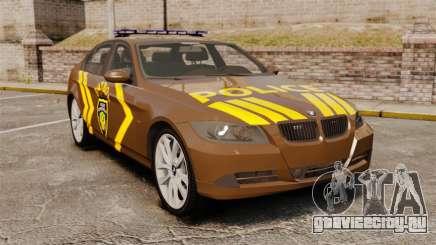 BMW 350i Indonesia Police v2 [ELS] для GTA 4