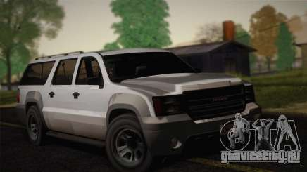 Granger Civil из GTA 5 для GTA San Andreas