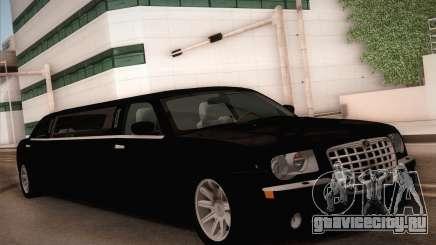 Chrysler 300C Limo 2007 для GTA San Andreas