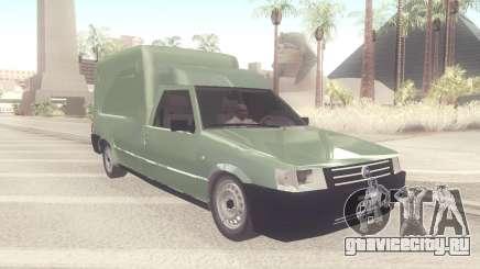 Fiat Fiorino Fire 07 для GTA San Andreas