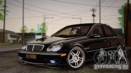 Mercedes-Benz C32 AMG 2004 для GTA San Andreas