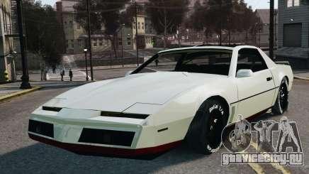 Pontiac Trans Am 1982 Beta v0.1 для GTA 4