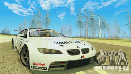 BMW M3 GT2 E92 ALMS для GTA San Andreas