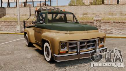 Towtruck Restored для GTA 4