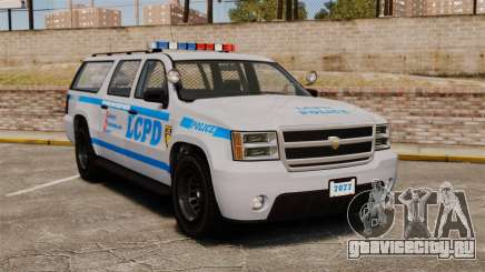 GTA V Declasse Police Ranger 3500PE [ELS] для GTA 4