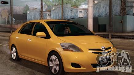 Toyota Vios 2008 для GTA San Andreas