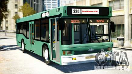 МАЗ 103С для GTA 4