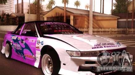 Nissan S13 Burst для GTA San Andreas