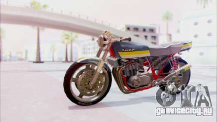 Kawasaki Z-400FX Custom для GTA San Andreas