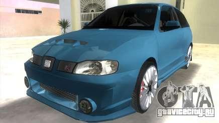 Seat Ibiza GT для GTA Vice City