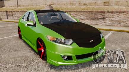 Acura TSX Mugen 2010 для GTA 4