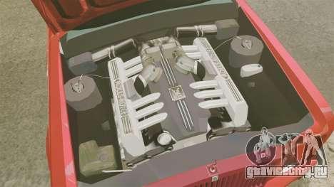 Rolls-Royce Phantom Mansory для GTA 4 вид изнутри