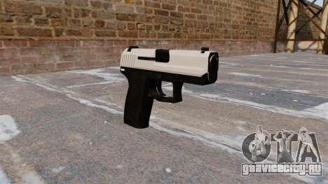 Пистолет HK USP Compact v1.3 для GTA 4