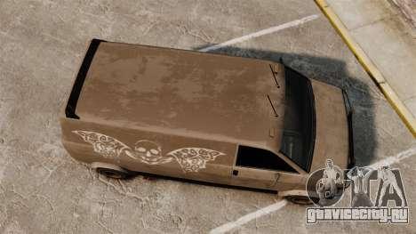 GTA IV TLAD Gang Burrito для GTA 4 вид справа