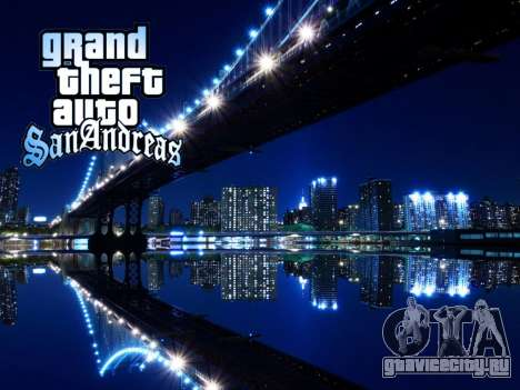 Loadscreens New-York для GTA San Andreas седьмой скриншот
