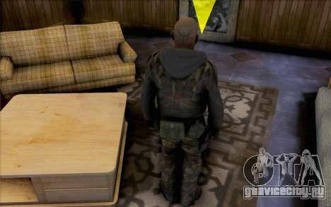 Псих из Crysis 3 для GTA San Andreas третий скриншот