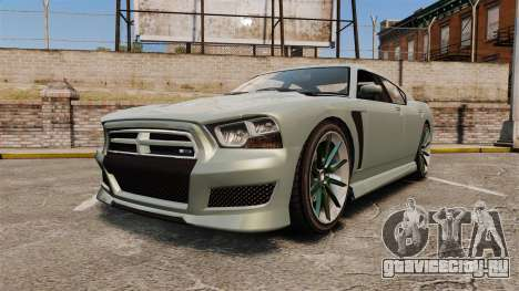 GTA V Bravado Buffalo STD8 для GTA 4