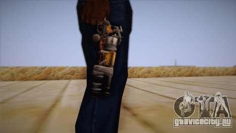 Пистолет из Bulletstorm для GTA San Andreas третий скриншот