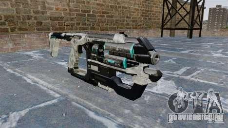 Пистолет-пулемёт Crysis 2 для GTA 4