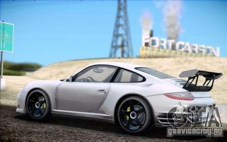 RUF RT12R для GTA San Andreas вид справа