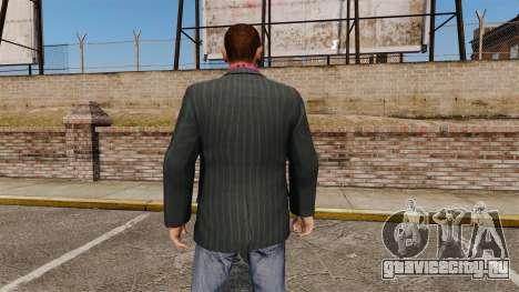 Пиджак -Томми Версетти- для GTA 4 второй скриншот