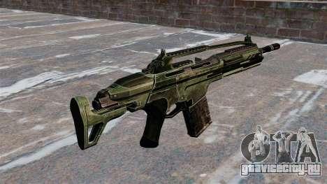 Автомат SCAR для GTA 4 второй скриншот