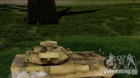 LAV-25 Лесной камуфляж для GTA San Andreas