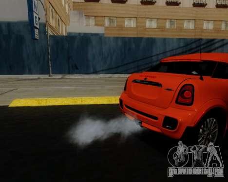 MINI Cooper S 2012 для GTA San Andreas колёса