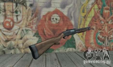 Remington 870 для GTA San Andreas второй скриншот