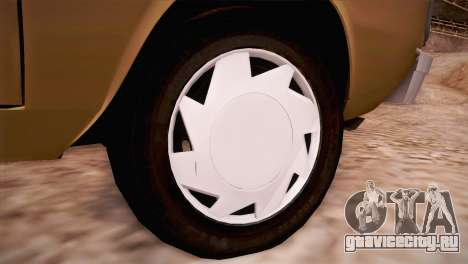 Ikco Paykan Pickup для GTA San Andreas вид справа