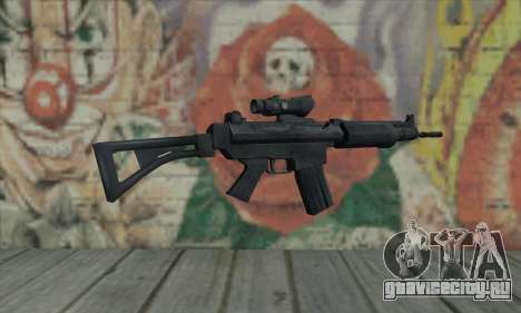 FN FNC для GTA San Andreas второй скриншот