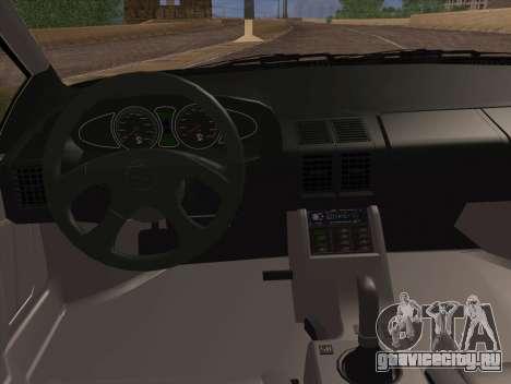 Cizeta Moroder V16T 1988 для GTA San Andreas вид справа