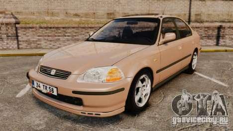 Honda Civic для GTA 4