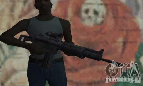FN FNC для GTA San Andreas третий скриншот