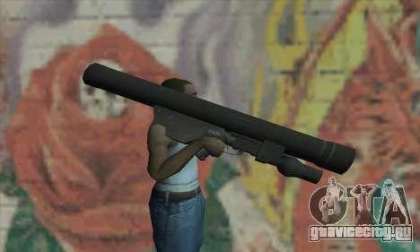 ATGM Launcher для GTA San Andreas третий скриншот