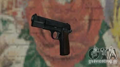Пистолет из Fallout New Vegas для GTA San Andreas