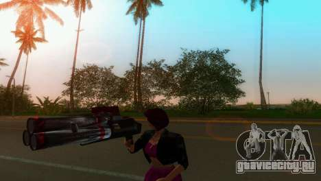 Rocket Launcher UT2003 для GTA Vice City второй скриншот