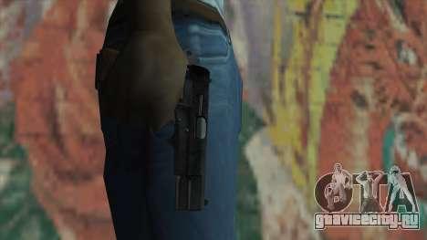 Пистолет из Fallout New Vegas для GTA San Andreas третий скриншот