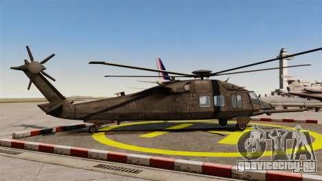 Sikorsky MH-X Silent Hawk [EPM] для GTA 4 вид слева