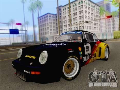Porsche 911 RSR 3.3 skinpack 3 для GTA San Andreas