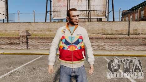 Ветровка -Coogi- для GTA 4
