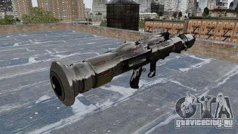 Противотанковый гранатомёт Crysis 2 для GTA 4 второй скриншот