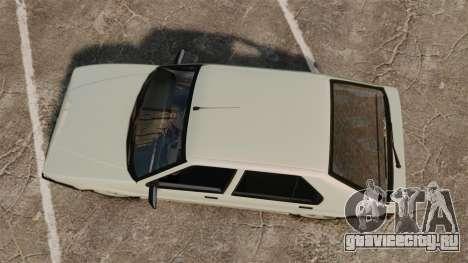 Renault 19 Europa для GTA 4 вид справа