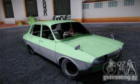 Dacia 1300 Retro Art для GTA San Andreas вид слева