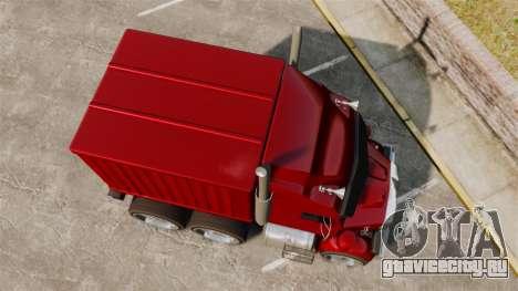 Мини-грузовик для GTA 4 вид справа