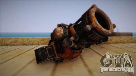 Дробовик из Bulletstorm для GTA San Andreas второй скриншот