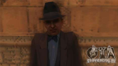 Сэм из Мафии для GTA San Andreas третий скриншот