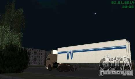 ОдАЗ 9754 Изотерма для GTA San Andreas