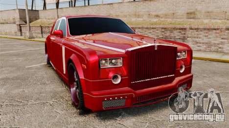 Rolls-Royce Phantom Mansory для GTA 4